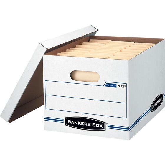 bankers box stor file 703 letter legal storage box With legal letter box