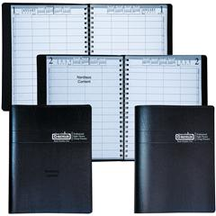 hod28102-house-of-doolittle-2018-8-person-daily-appointment-book-2-book-set