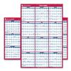 At-A-Glance Reversible Yearly Wall Calendar