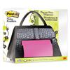 "Post-it Pop-up Notes Purse Dispenser for 3 x 3"" Notes"