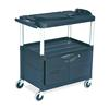Rubbermaid MediaMaster 9T29 Audio Visual Cart