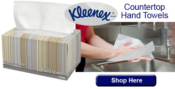 Kleenex 11268 ultra soft hand towels