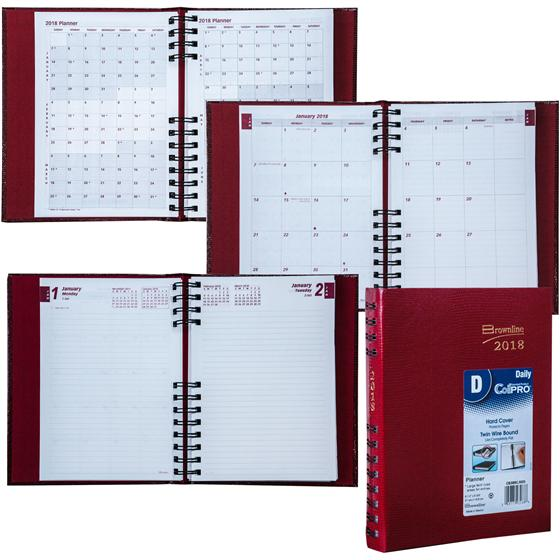 2018-brownline-cb389c.red-coilpro-daily-planner-hard-cover-814-x-534