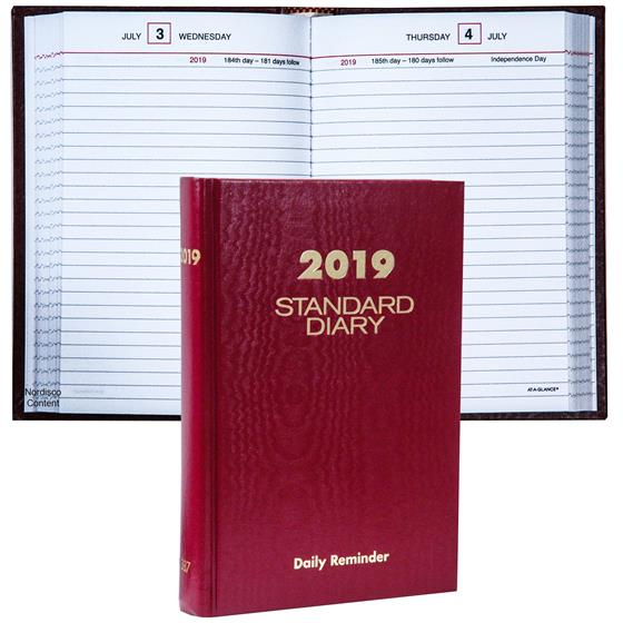 2019-at-a-glance-standard-diary-sd387-daily-reminder-5-x-75