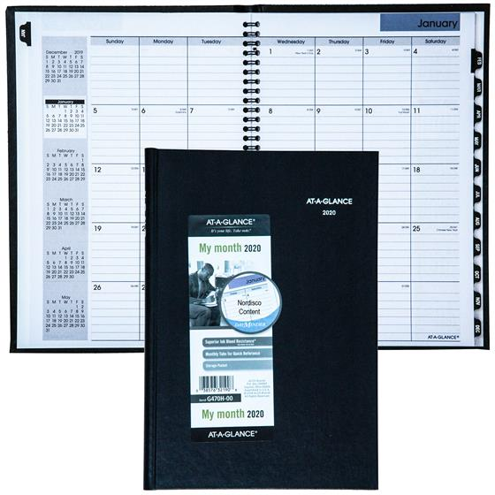 2020-at-a-glance-dayminder-g470h-monthly-planner-hardcover-7-78-x-11-34