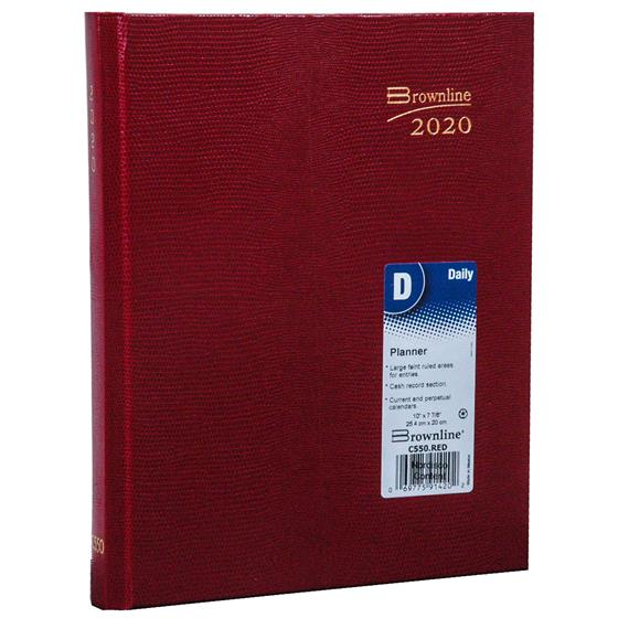 Nifty image pertaining to hardcover daily planner