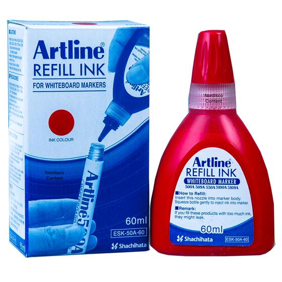 artline-whiteboard-marker-red-refill-ink-esk-50a-60-47436-60ml-bottle