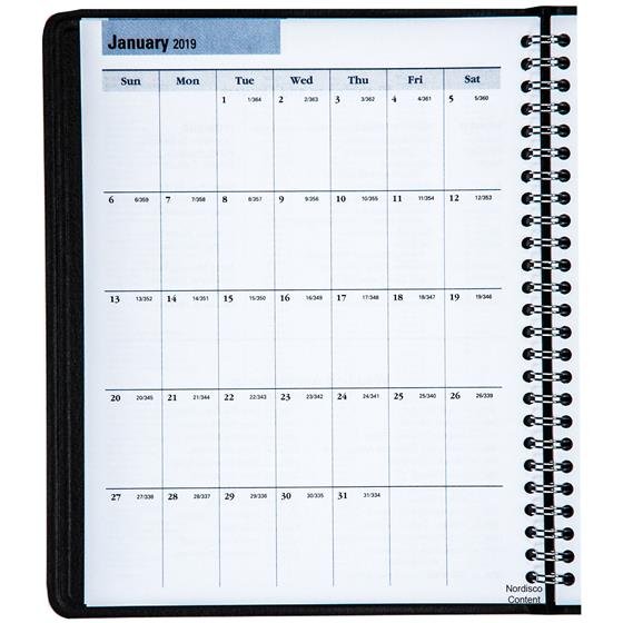 at a glance dayminder g546 00 2019 weekly monthly planner 6 7 8 x 8