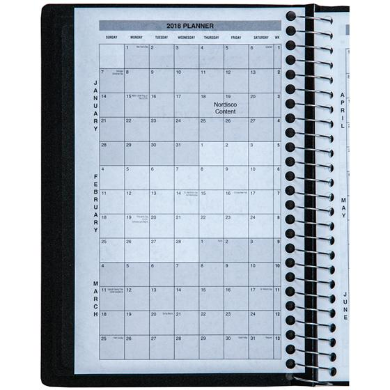 Brownline CT  Daily Planner Appointment Book  X