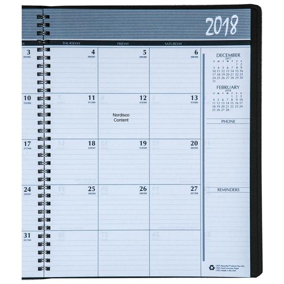Hod26202 House Of Doolittle 2018 Monthly Appointment Planner