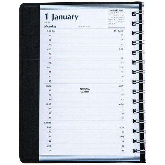 Hod28802 House Of Doolittle 2018 Daily Appointment Planner