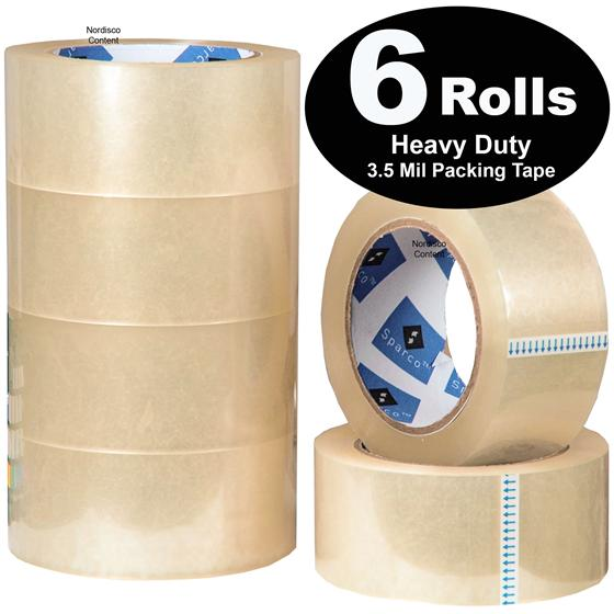 Sparco 60041 Heavy Duty Ng Tape 3 5 Mil
