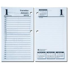 2019-hod4717-house-of-doolittle-desk-calendar-refill-17-style-2-page-weekday-view