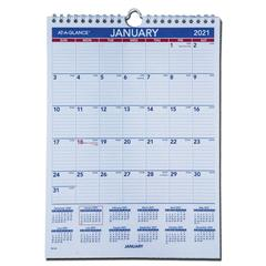 2021-at-a-glance-pm1-28-monthly-wall-calendar-8-x-11