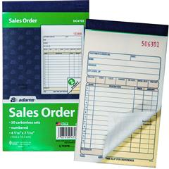 adams-dc4705-sales-order-book-50-carbonless-sets-numbered