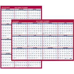 at a glance 2019 yearly planner pm212 28