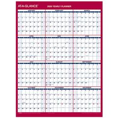 At A Glance 2020 Yearly Planner Pm330b Pm330b 28 Small Dry