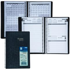 brownline c2504 81t 2019 daily planner appointment book 8 x 5