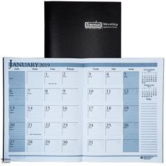 hod26002 house of doolittle 2019 monthly appointment planner