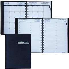 hod289632-house-of-doolittle-2018-24-Hour-Daily-Monthly-appointment-planner-7-x-10