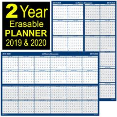 hod3964 house of doolittle 2019 2020 2 year dry erase wall