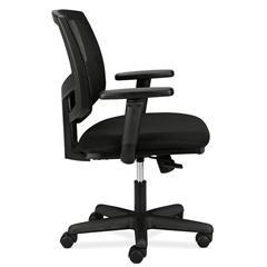 hon5711ga10twa hon volt mesh back task chair with adjustable arms