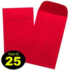 red-coin-envelopes-4151-size-5-12-3-18-x-5-12-24-lb-pack-of-25