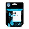 HP 82 Cyan Ink Cartridge