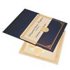 Geographics Gold Foil Embossed Award Certificate Kit
