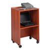 Safco Lectern Base Media Cart