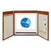 Bi-silque 4-in-1 Presentation Conference Cabinet