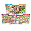 Carson-Dellosa Early Childhood Learning Charlet Set