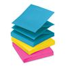 "Post-it Pop-Up Notes, 3 x 3"", Ultra Colors, 12/Pack"
