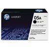 HP 05A, CE505A Black LaserJet Toner Cartridge