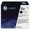 HP 11X, Q6511X Black High Yield LaserJet Toner Cartridge