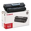 Canon 105 Black Laser Toner Cartridge